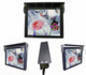 Vehicle/Bus/Car/Taxi/cab Lcd Screen Monitor for play Advertising