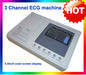 3 Channel ECG machine with analysis