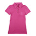 Women's pique polo shirts