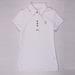 Women's pique polo shirts