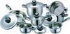 Pan, kettle, cutlery, tea pot, mug, cup saucer