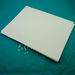 Nonwoven chemical sheet for shoe toe puff