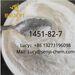 99% High purity white powder 2-Bromo-4'-Methylpropiophenone CAS: 1451-