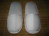 Disposable paper (FOB 0.08$) Hotel slipper (FOB0.70$/psc)