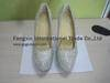 Crystal high heel shoes wedding party shoes