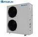 High COP Air Source Heat Pump with Low Temperature