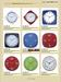 Quartz wall clock 3d wall clock
