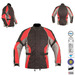 Motorcycle Cordura Jacket, Waterproof Cordura Jacket, Textile Jackets