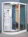 Steam Shower and Dry Sauna Cabin