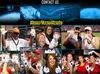 Home Team Handz Sound Clapping Glove Cheering Stick FanClaps