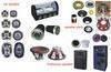 Car subwoofer & car speaker & car audio