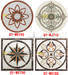 Large Inventory Marble Medallions/Inlay Available