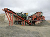 Shanman GSH2540 small mobile crushing and screening plant