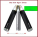 E-cigarettes, Electronic cigarette, eGo-T, Quality e-cigar