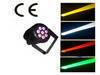 Wholesale Tri color  Stage Light 8* 3W LED Par36 Can