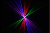 1000 mW RGB animation laser light with 128 graphics and beam patterns.