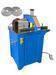 Hydraulic hose, fitting, hose crimping machine, hose cutting machine