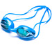 Waterproof silicone Adult swimming goggles