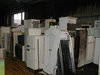 Old fridges/freezers/tvs, crts