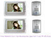 Video Intercom with 2GB memory SD card for video/photo reocording