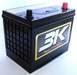 Sealed Maintenance Free Automotive Battery