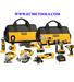 DEWALT 18V Cordless Combo Kit_9 Tool Set With 2 Batteries_Model DWL955