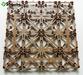 Plastic mats for DIY WPC TILES