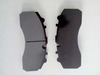 Automobile brake pads and brake linings, etc.