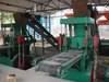 Burn free high pressure brick making machine