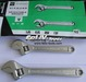 Diamond brand 8'10' 12' 15'  Adjustable Wrench Hand Tools Felix Tools