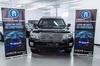 2015 Toyota Land Cruiser Armored