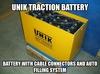 Traction / Forklift / Stacker Lead Acid Battery 48 volt 216 AH