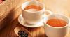 Green tea & black tea