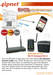 HSG260-WTG2 Wifi Hotspot gateway with QR Code Log in