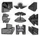 Special Steel profiles