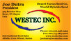 Westec Inc: Seller of: hybrid corn seed, vegetable seed, sunflower seed, wheat seed, alfalfa seed, barley.