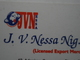 J. V. Nessa Nigeria Limited: Seller of: charcoal, garlic, garcinia cola, chilli pepper, cashew nuts, granite, dried ginger, hibiscus flower, shea butter. Buyer of: cashew, granite, sesame seed, cassava, charcoal, gaccinia kola, chilli pepper, black pepper, dried hibiscus flower.