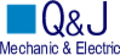 Q&J Mechanic & Electric Co., Ltd.: Seller of: ac induction motor, single phase motor, centrifugal fan, blower, nema motor, bearing, centrifugal, blower, rolled steel frame motor.