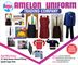 Amelon Uniform Trading Company: Seller of: cardigans socks hats shirts shorts skirts trousers berets belt, childrens garment jeans skirt pinafors gowns blouses, customize textiles customize printed fabrics adire ankara, furnitures tables toys outdoor equipment office tables, mahogany tables chairs, school uniforms industrial uniforms professional uniforms t shirt. Buyer of: computers, gum stay hair stay collar stay zips big threads stocklot fabrics, machine needles machine partd, office materials, sport fabrics cutting machines, threads monogramming machines textiles industrial machines.