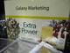 Galaxy Marketing: Seller of: extra power.