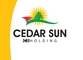 Cedar Sun Holding: Seller of: wood doors, fourniture, pencam, cameras, ipads, food, lazer products, projectors, paper. Buyer of: food, ink, electronics, oil, paper, wood.