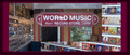 World Music record Store: Seller of: music, jewelry. Buyer of: music, jewelry.