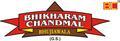 BHIKHRAM CHANDMAL BHUJIAWALA(G.S): Seller of: bhujia, canned sweets, namkeens, snack food, snacks, sweets.