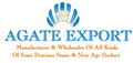 Agate Export: Seller of: healing stick, agate, tumbled stone, rune set, beads, worry stone, pebble stone, agate bowl, agate spheres.