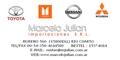 Marcelo Julian Importaciones Srl: Buyer, Regular Buyer of: automotive spares, car accesories, car parts, isuzu, mitsubishi, nissan, toyota.
