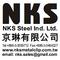 NKS Steel Ind. Ltd.: Seller of: oscillation coil, steel coil, steel oscillated coil, steel strip, metal clips for hanger, metal coip for plastic hanger, metal clip for garment hanger, cold rolled steel coil.