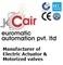 Cair Euromatic Automation Pvt Ltd: Regular Seller, Supplier of: actuator, motorized valve, manual valves.