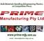 Prime Manufacturing Pty Ltd: Seller of: elevator bucket, steel elevator bucket, impact bars, screw flights, engineering plastics, conveyor rollers, conveyor belts, elevator belts, elevator bolts.