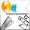 Sangeeta Engg. Enterprise: Seller of: crusher machine, mixer machine, agglomerator, industrial blades, granulator blades, agglo blades, densifyier blades, erema cuutter blade. Buyer of: welding electrodes, alloy steels, mild steel, abbbrassive wheel.