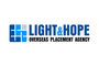 Light and Hope Overseas Manpower Agency: Seller of: construction, engineer, welders, nurses, hotel, housemaids, manpower, recruitment, restaurant. Buyer of: manpower contracts, manpower needs.